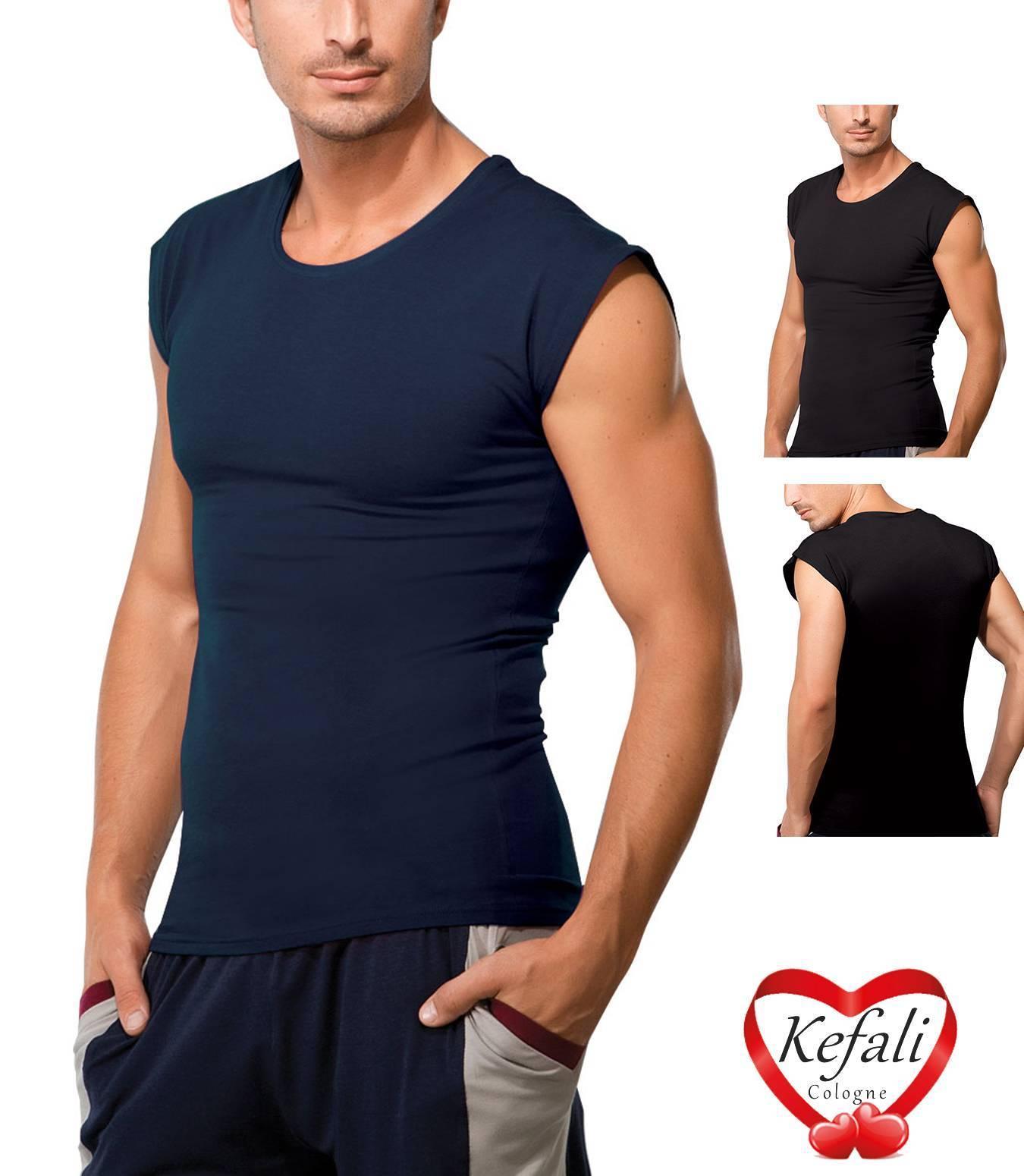 85a30097b18ca5 Doreanse Herren Achselshirt Muskelshirt Shirt ärmellos Tanktop Modal ...
